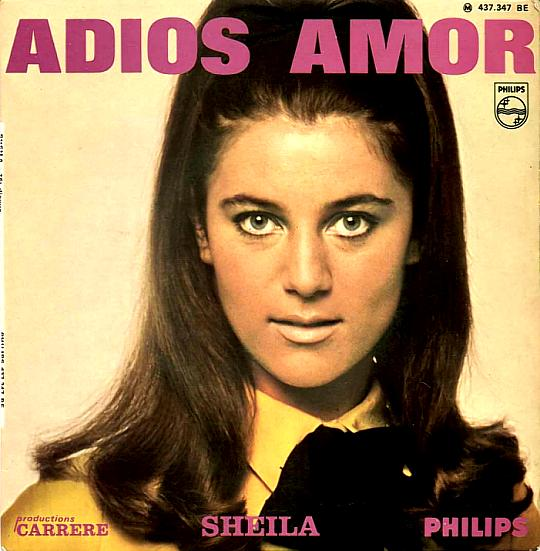 38 : 15EME 45 TOURS-SUPER E.P (JUIN 1967) ADIOS AMOR &