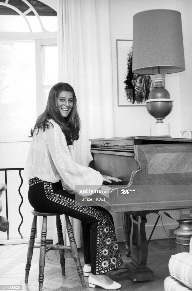 Sheila, 1969. (Photo by PICOT/Gamma-Rapho via Getty Images)