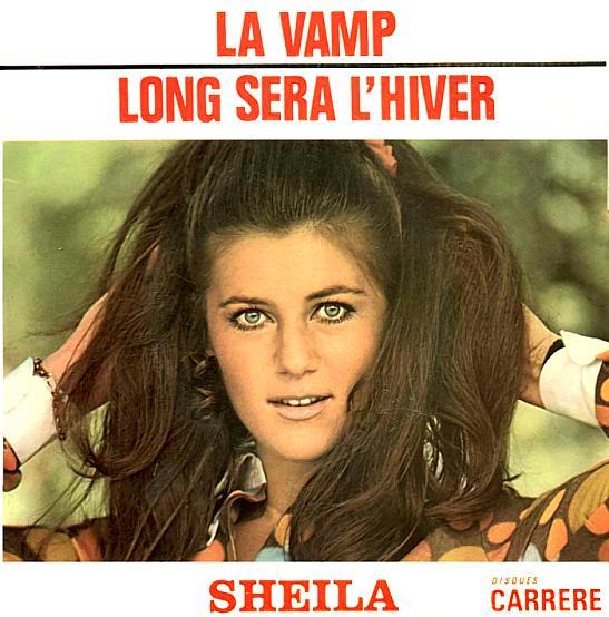42 : 19EME 45 TOURS-SUPER E.P (01 OCTOBRE 1968) LONG SERA L'HIVER, et LA VAMP &