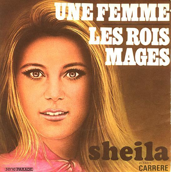 50 : 26EME 45 TOURS (MARS 1971) LES ROIS MAGES &