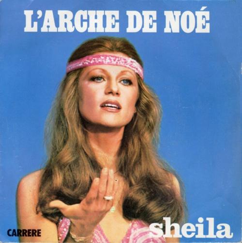69 : 45EME 45 TOURS (MARS 1977) L'ARCHE DE NOE &