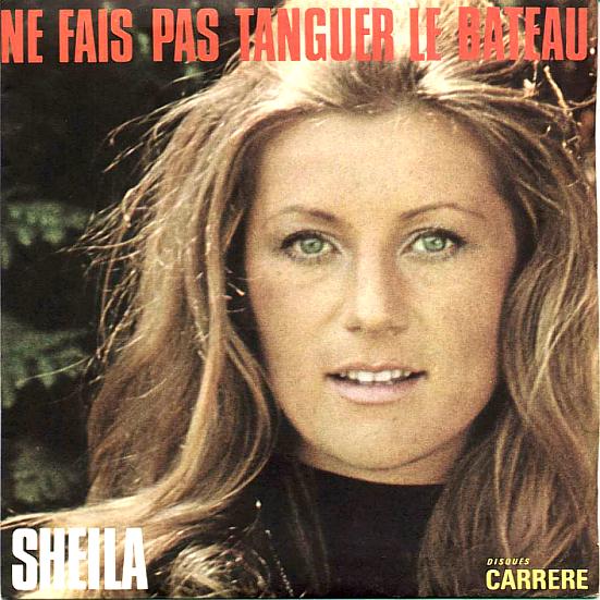 61 : 37EME 45 TOURS (OCTOBRE 1974) NE FAIS PAS TANGUER LE BATEAU &