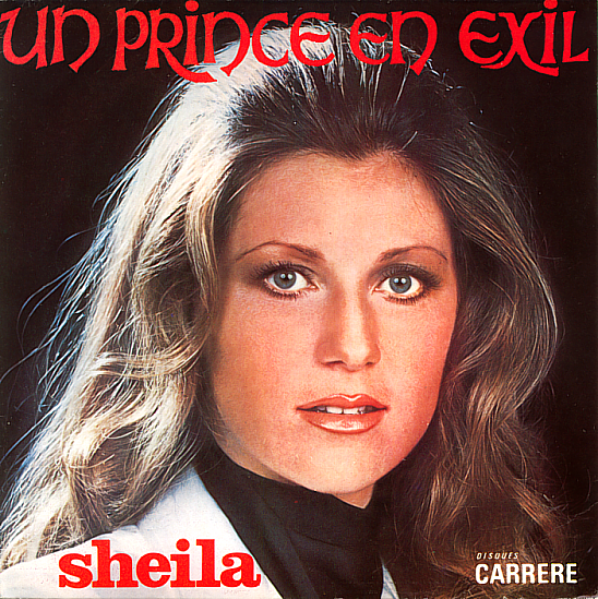 65 : 41EME 45 TOURS (06 AVRIL 1976) UN PRINCE EN EXIL &