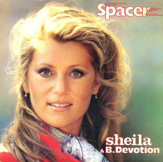Sheila B Devotion Spacer