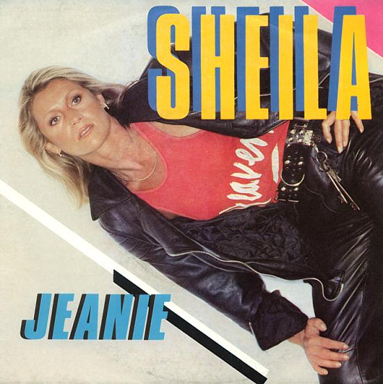 90 : 65EME 45 TOURS (NOVEMBRE 1983) JEANIE &