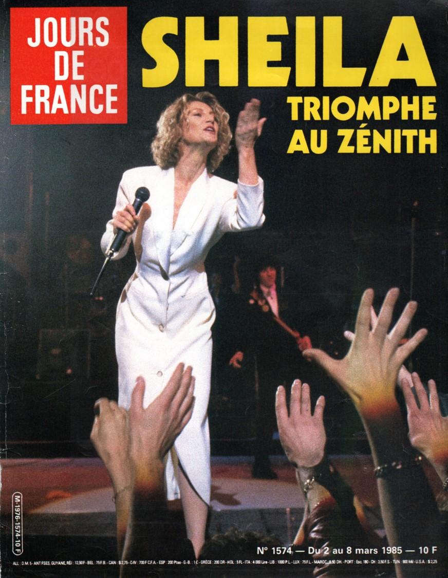 00 1985 02 JOURS DE FRANCE 1
