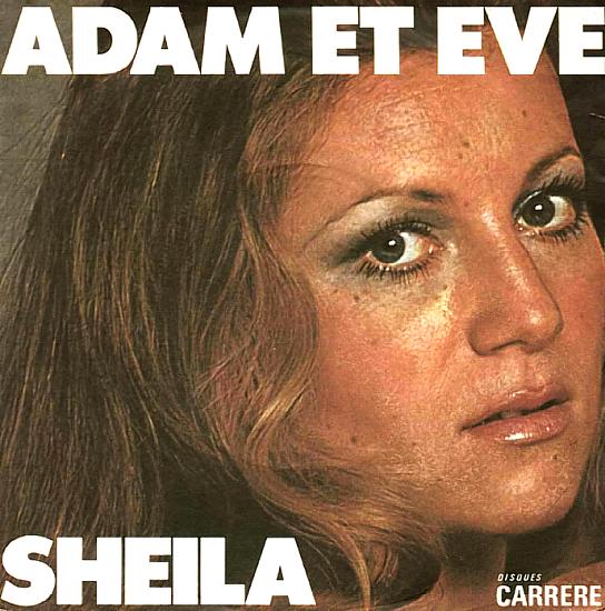 57 : 33EME 45 TOURS (MAI 1973) ADAM ET ÈVE &