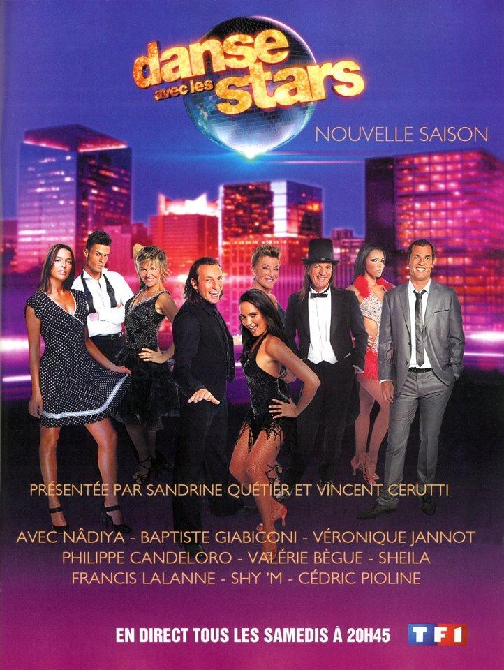 2011 : DANSE AVEC LES STARS (08/10 au 14/11/2011) SAISON 2  201119