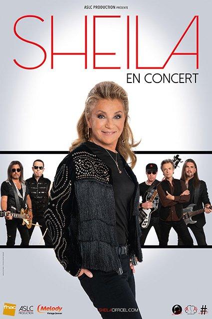 sheila 5 musiciens 40*60