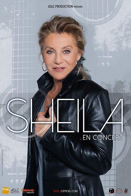 sheila 3 musiciens 40*60
