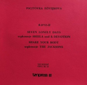 00 1979 POLOGNE SEVEN 501